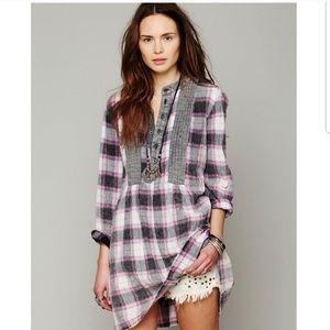 FP Artisan De Luxe Freeport Shirt Dress